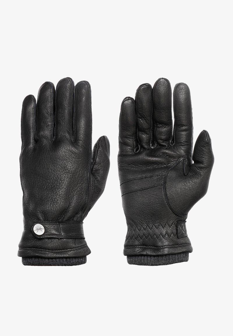 Pearlwood - FREDDIE - Gloves - schwarz