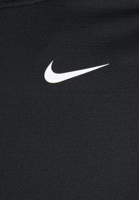 Nike Performance - WARM CREW - Camiseta de deporte - black/white - 2