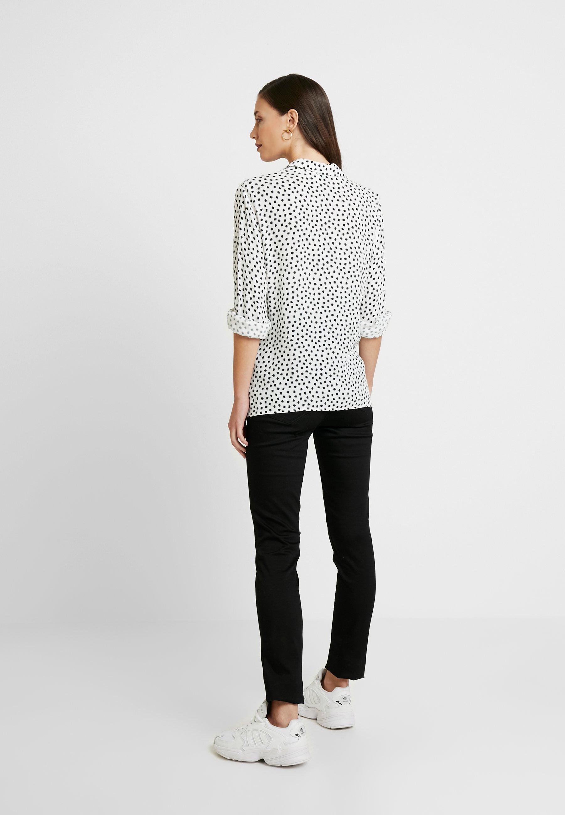 Latest Discount Women's Clothing Esprit Maternity PANTS SLIM Straight leg jeans black 3nKWF4Ptq