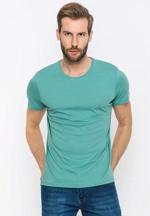 T-shirts basic - green