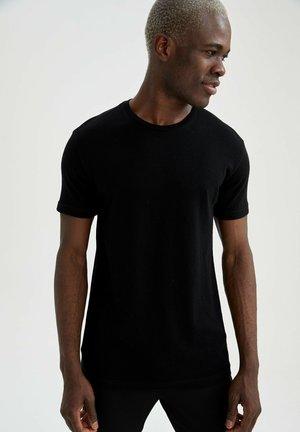 RELAX FIT - T-shirt basique - black