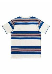 Quiksilver - Print T-shirt - true navy coreky - 1