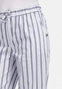 HELMIDGE - GUMMIBUND - Trousers - weiss - 5