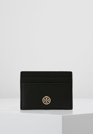 ROBINSON CARD CASE - Plånbok - black