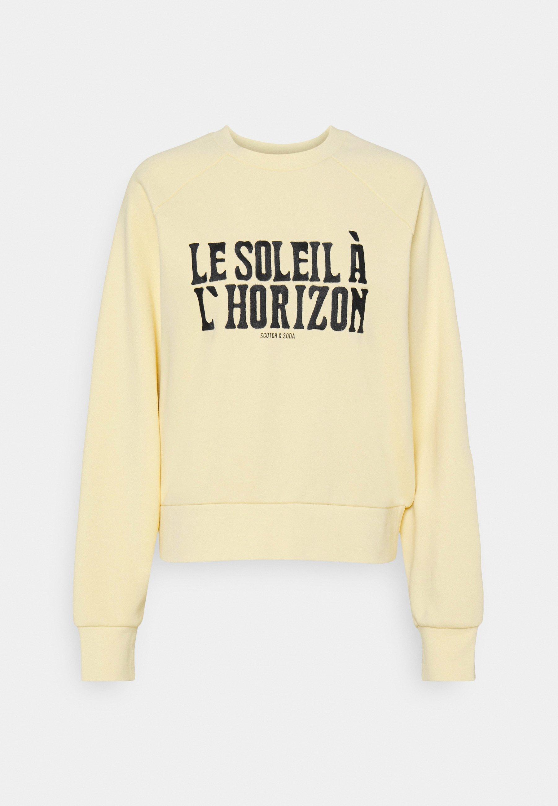 Women LOOSE FIT CREW NECK - Sweatshirt
