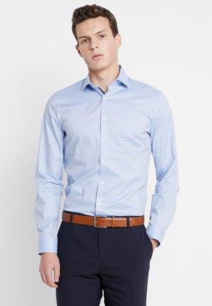 SUPER SLIM FIT - Formal shirt - bleu