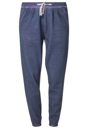 Tracksuit bottoms - denimblue