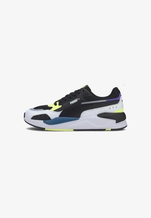 X-RAY 2 SQUARE - Trainers - white- black-f yellow-d blue