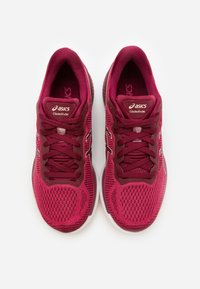 ASICS - GLIDERIDE - Neutral running shoes - rose petal/breeze - 3