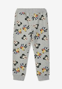 Name it - MICKEY MOUSE - Tracksuit bottoms - grey melange - 1