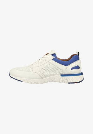 Trainers - offwhite/royal