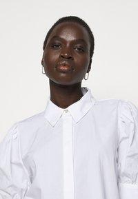 Bruuns Bazaar - ROSIE ALISE - Shirt dress - white - 4