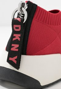 DKNY - MARCEL - High-top trainers - red - 2