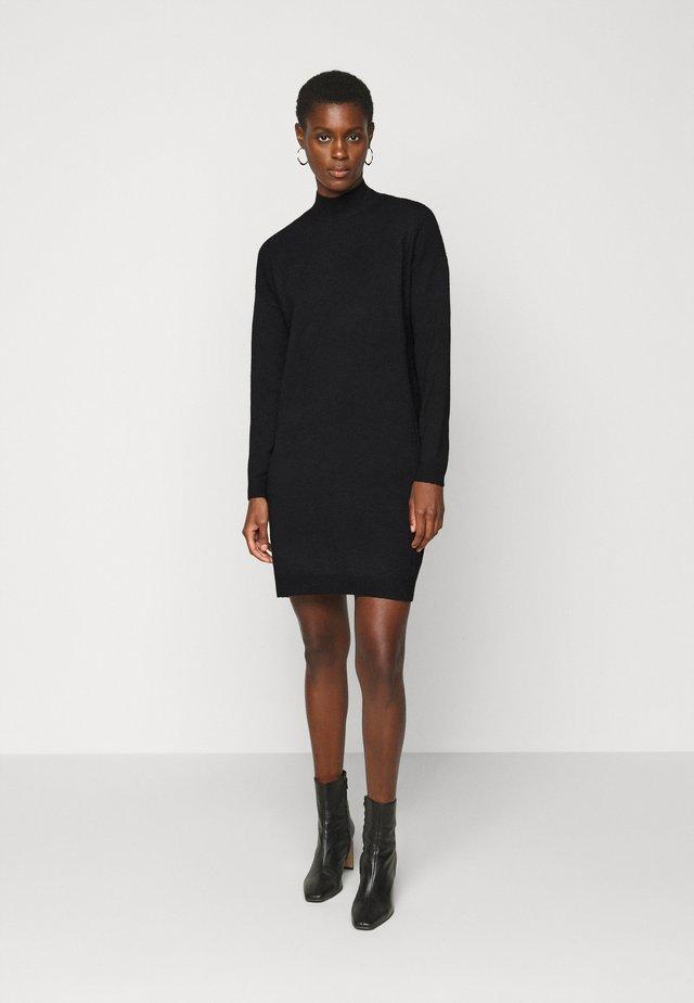 ONLPRIME DRESS  - Robe pull - black