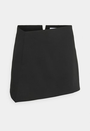 SKIRT - Mini skirts  - black
