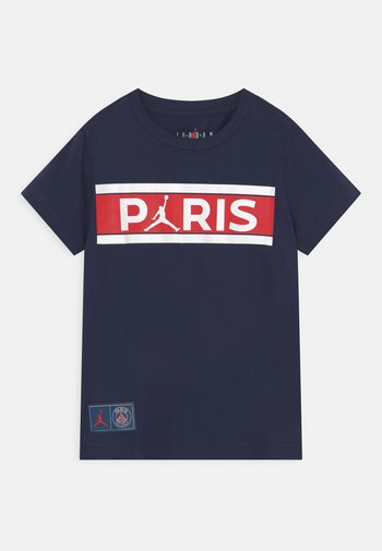 PSG BARS TEE - Club wear - midnight navy