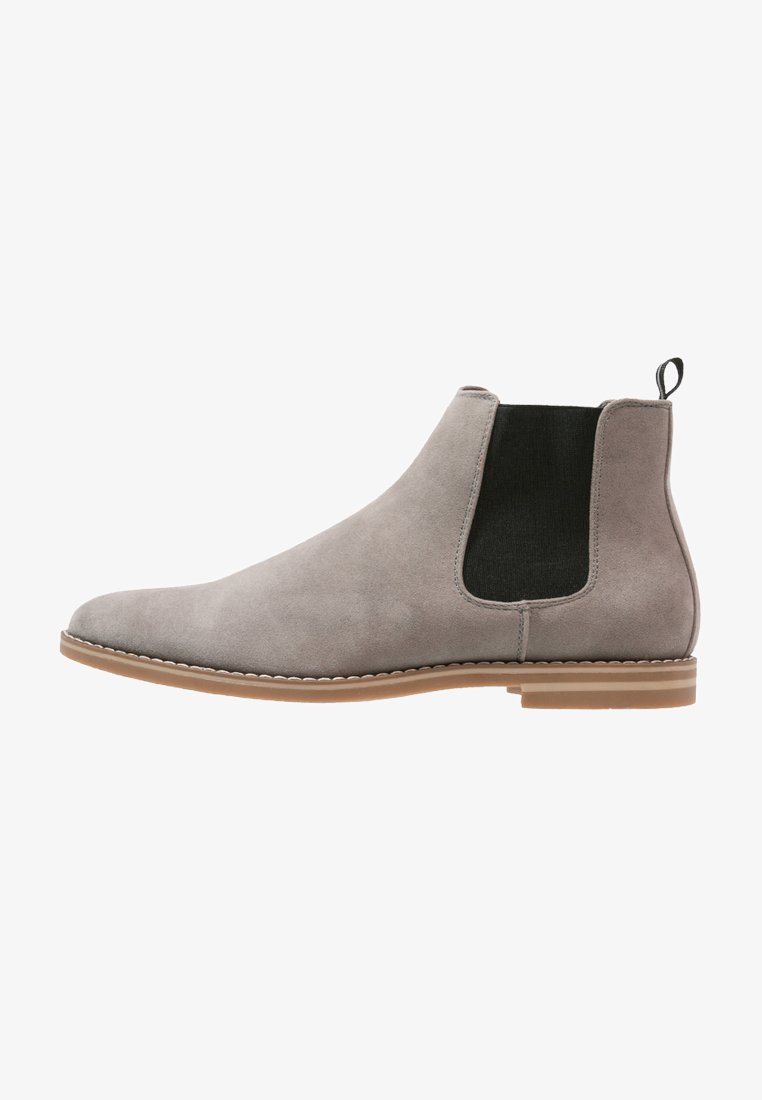 YOURTURN - Classic ankle boots - grey