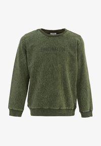 DeFacto - Sweatshirt - khaki - 0