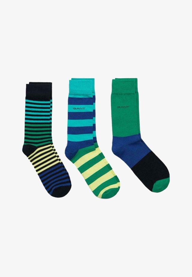 3PACK  - Socks - lush green