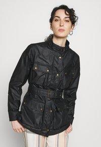 Belstaff - TRIALMASTER JACKET - Light jacket - dark navy - 0