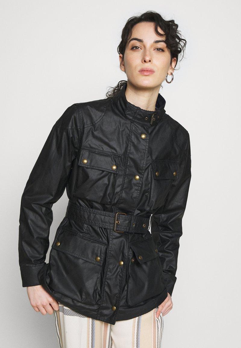 Belstaff - TRIALMASTER JACKET - Light jacket - dark navy