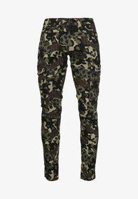 Tommy Jeans - Cargo trousers - green camo - 0