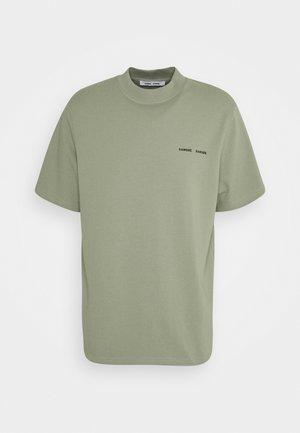 NORSBRO - T-shirt con stampa - seagrass