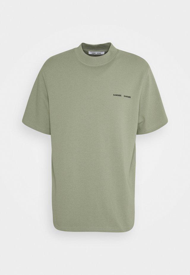 NORSBRO - T-shirt print - seagrass