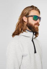 Oakley - HOLBROOK XL - Sunglasses - dark green - 1