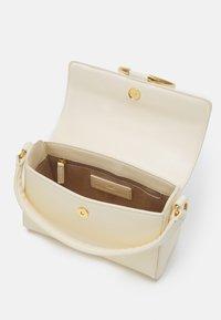 Elisabetta Franchi - RING LOGO SHOULDER BAG - Handbag - burro - 3