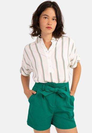 CHERYN - Shirt - white
