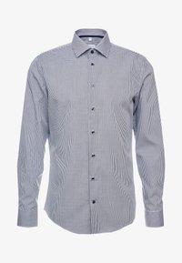 Seidensticker - SLIM FIT - Zakelijk overhemd - dark blue - 4
