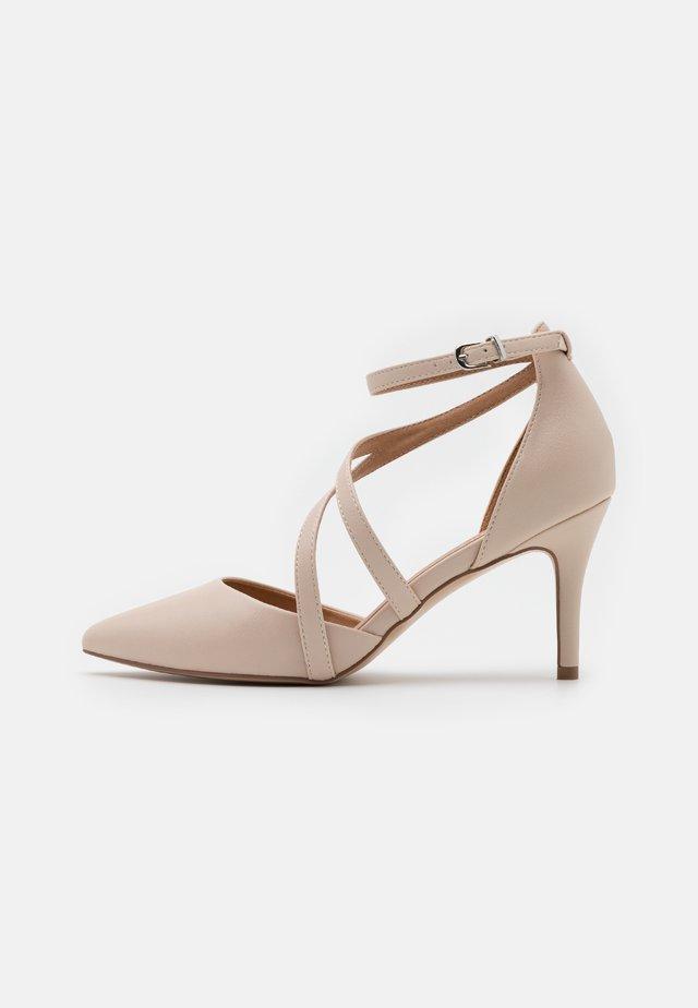 CARRIE - Classic heels - beige