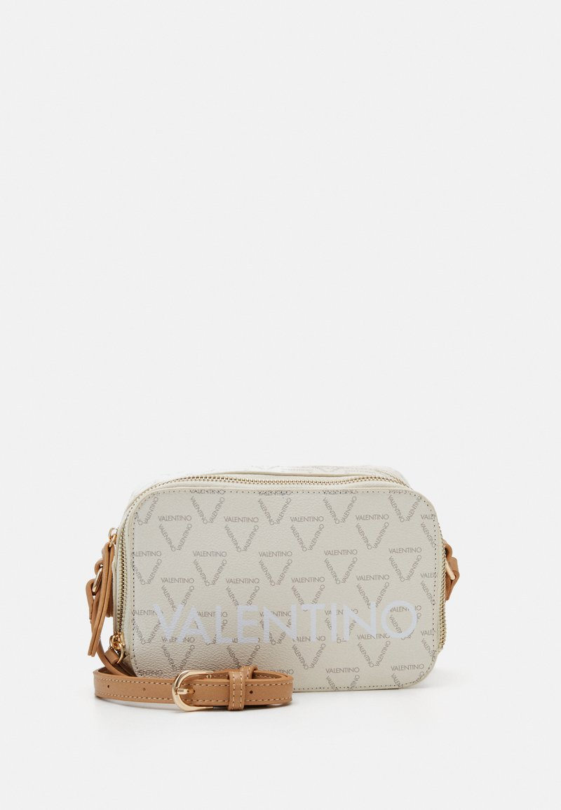 Valentino Bags - LIUTO - Across body bag - ecru/multi