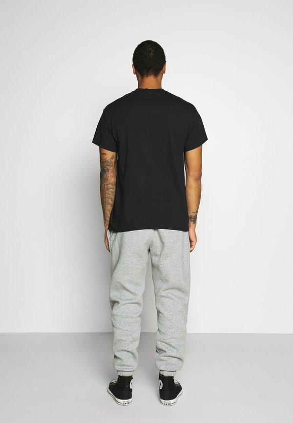 Night Addict T-shirt z nadrukiem - black/czarny Odzież Męska IDVL