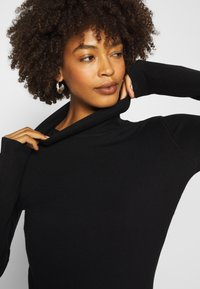 Anna Field - BASIC- TURTLE NECK - Jumper - black - 6