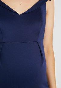 Chi Chi London Maternity - OAKLEE DRESS - Vestito estivo - blue - 5