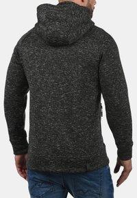 INDICODE JEANS - CHILLINGWORTH - Zip-up hoodie - dark grey - 0