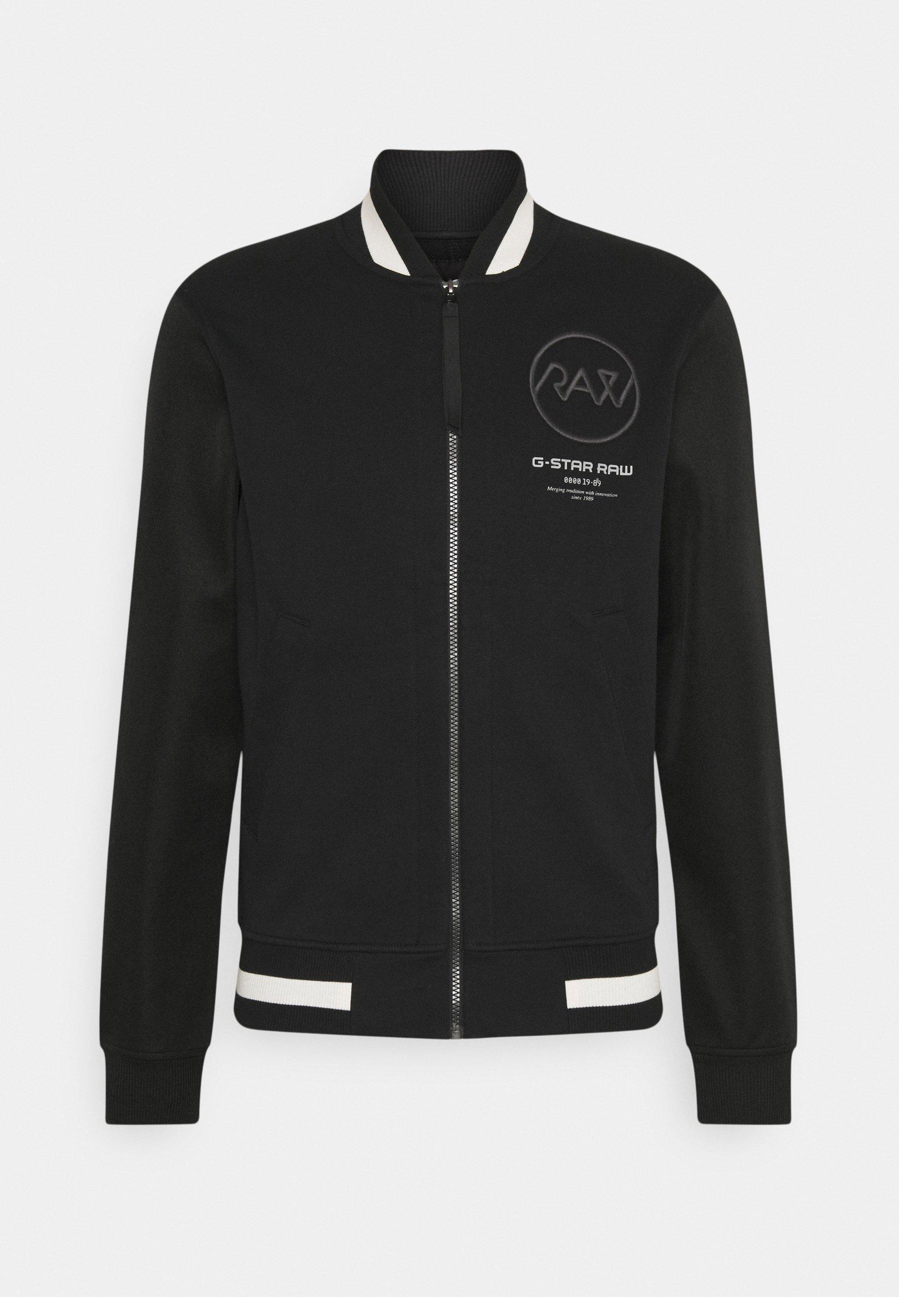 Men BASEBALL ZIP THROUGH  - Zip-up sweatshirt