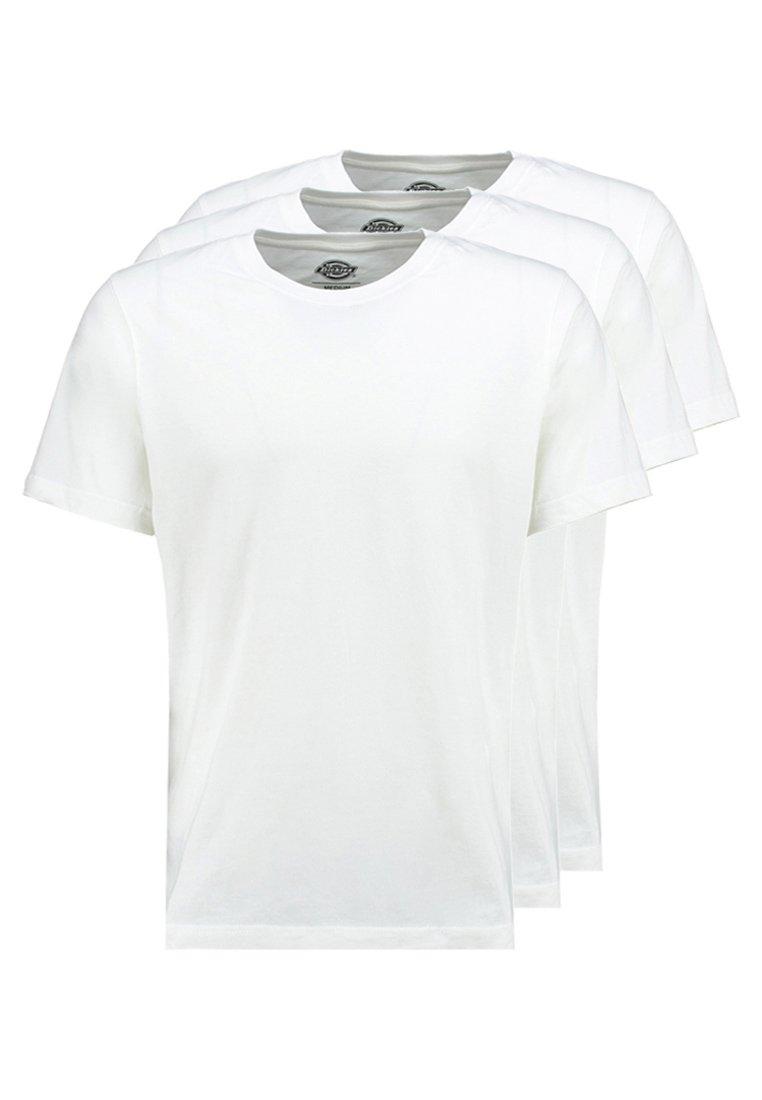 Dickies - 3PACK - Basic T-shirt - white