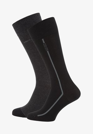 2P RS - Socks - anthracite
