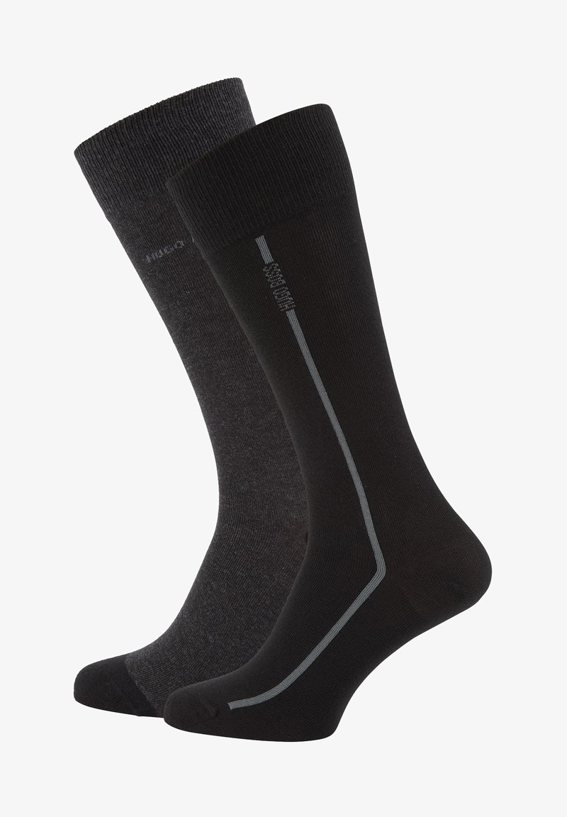 BOSS - 2P RS - Chaussettes - anthracite