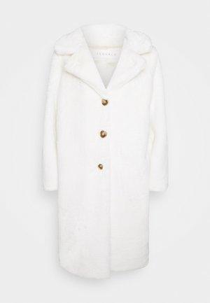 COAT LONG - Winterjas - off white