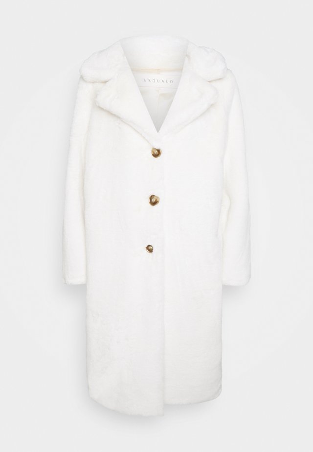 COAT LONG - Cappotto invernale - off white