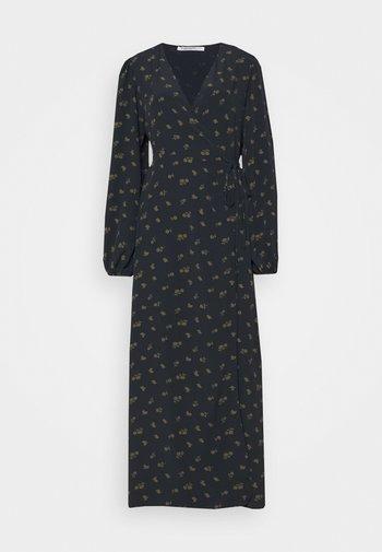 LADIES DRESS ROSE - Maxi-jurk - olive