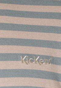Kickers Classics - STRIPE - Long sleeved top - tan/monument - 2