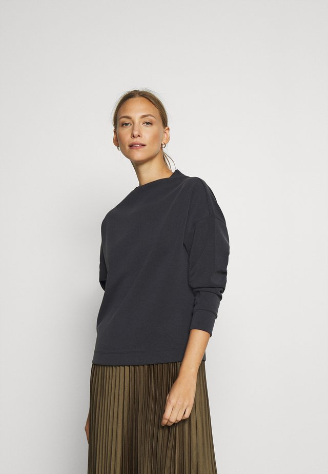 GATHER - Sweatshirt - slate grey melange