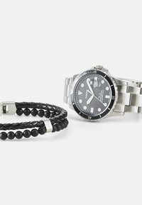 Fossil - SET - Chronograph watch - silver-coloured - 6