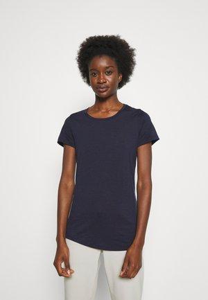 SPHERE TEE - T-shirt basic - midnight navy