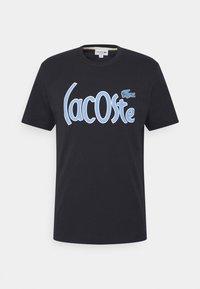 Lacoste - Print T-shirt - abimes - 4